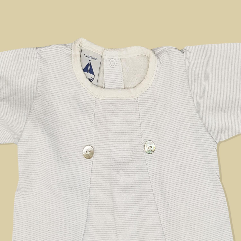 1a6c6bf1835c5 Ensemble sweat-shirt pantalon legging blanc bébé fille - yelaa