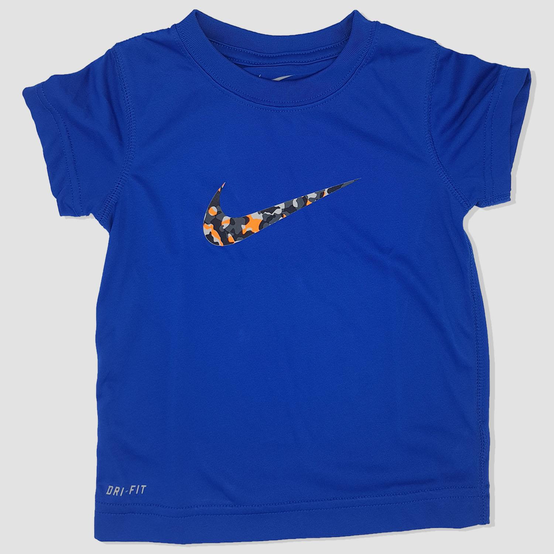 t-shirt nike bleu