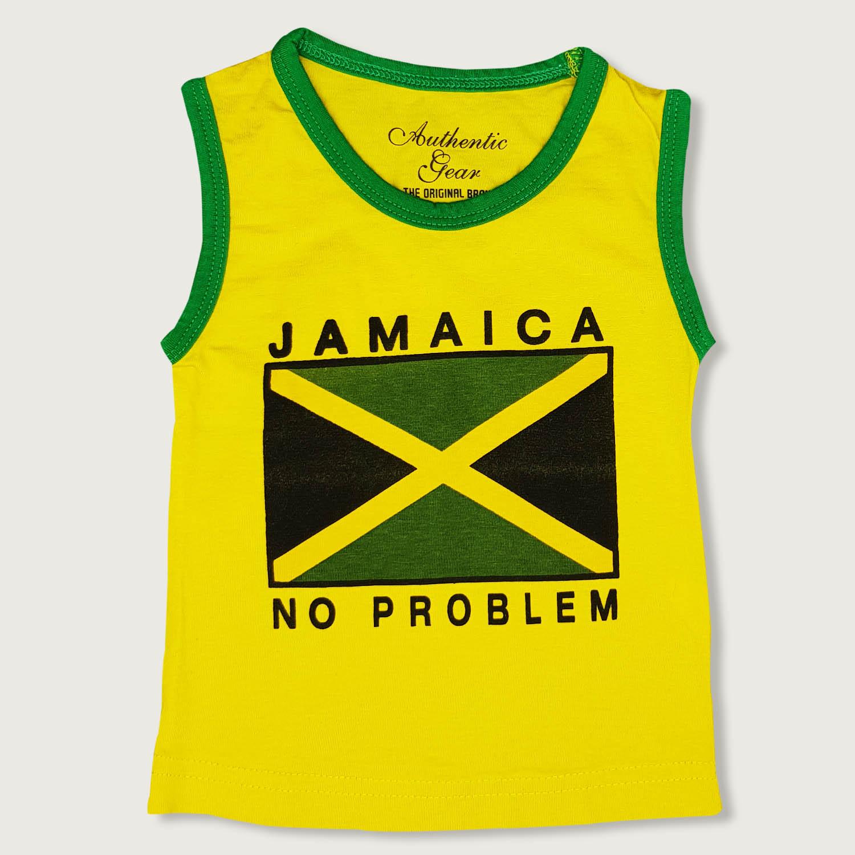 save up to 80% 100% top quality new arrivals Débardeur jaune jamaica bébé garçon