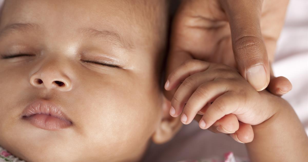 Bébé enrhumé : que faire ?